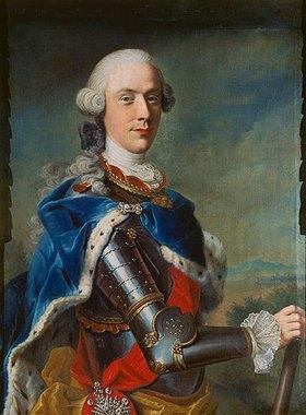 Johann Georg Ziesenis: Christian IV., Herzog von Zweibrücken
