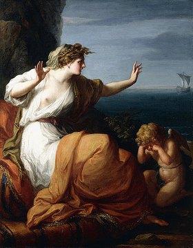 Angelika Kauffmann: Ariadne, von Theseus verlassen