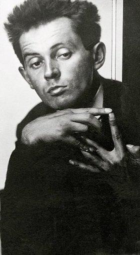 Anton Josef d'Antios Trcka: Porträt des österreichischen Malers Egon Schiele