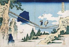 Katsushika Hokusai: Minister Toru, aus der Reihe 'Gedichte aus China und Japan, widergespiegelt im Leben'