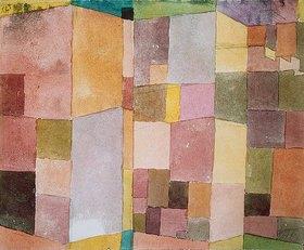 Paul Klee: Steinbruch