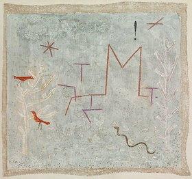 Paul Klee: Gartentor K