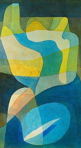 Paul Klee: Lichtbreitung