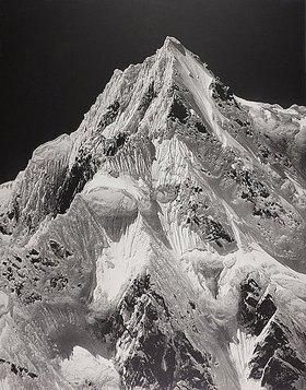 Vittorio Sella: Himalaya-Expedition des Fotografen und Forschungsreisenden Vittorio Sella: Der Gipfel des Zemu