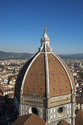 Filippo Brunelleschi: Kuppel der Kathedrale Santa Maria del Fiore in Florenz