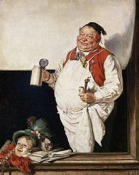 Eduard Grützner: Der Gastwirt