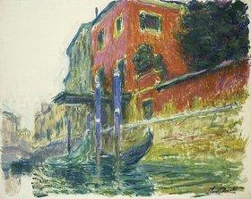 Claude Monet: Das rote Haus (La Maison Rouge)