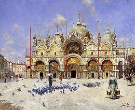 Rafael Senet: San Marco, Venedig