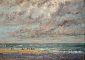 Gustave Courbet: Marine - Les Equilleurs