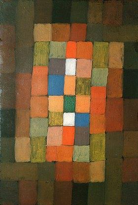 Paul Klee: Statisch-Dynamische Steigerung