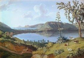 Jacob Philipp Hackert: Lago d`Averno