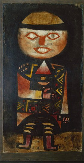 Paul Klee: Schauspieler