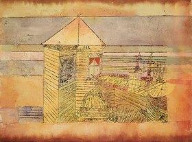 Paul Klee: Wunderbare Landung, oder '112!'