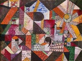 Paul Klee: Stadt R