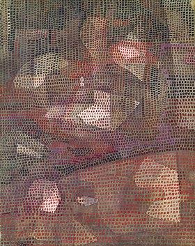 Paul Klee: Reflexe im Dunkeln