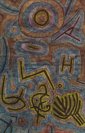 Paul Klee: Katharsis