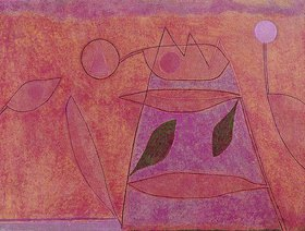 Paul Klee: Pflanzliches