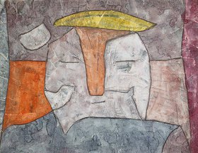 Paul Klee: St. Anton nach dem Anfall