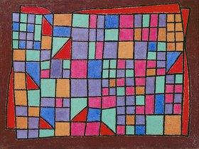 Paul Klee: Glas-Fassade
