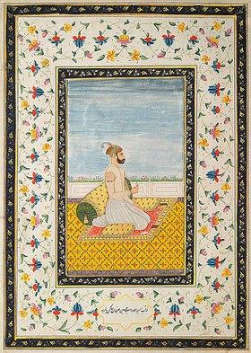 Indien: Nawab Hussayn Ali Khan