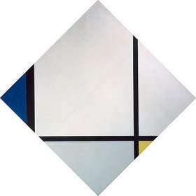 Piet Mondrian: Komposition I