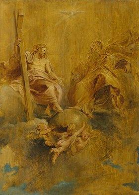 Peter Paul Rubens: Die Hl. Dreifaltigkeit