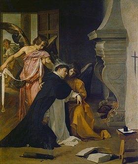 Diego Rodriguez de Velazquez: Die Versuchung des hl. Thomas von Aquin