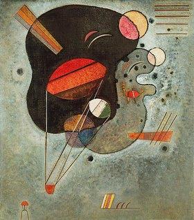 Wassily Kandinsky: Schwebender Druck