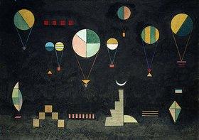 Wassily Kandinsky: Flach-Tief
