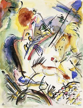 Wassily Kandinsky: Ohne Titel
