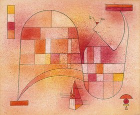 Wassily Kandinsky: Gelb Rosa