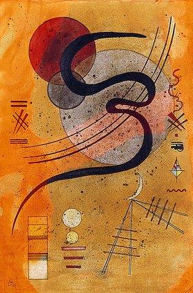 Wassily Kandinsky: Launelinie