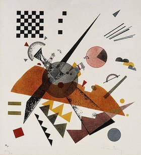 Wassily Kandinsky: Orange