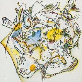 Wassily Kandinsky: Afrika