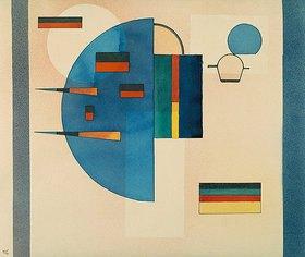 Wassily Kandinsky: Beruhigt