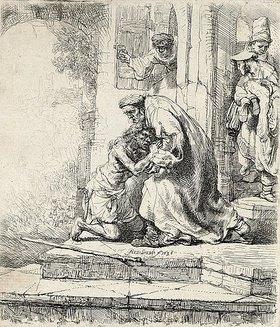 Rembrandt van Rijn: Die Rückkehr des verlorenen Sohnes