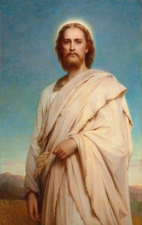 Thomas Francis Dicksee: Christus im Kornfeld
