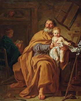 Pierre Subleyras: Joseph mit dem Jesuskind