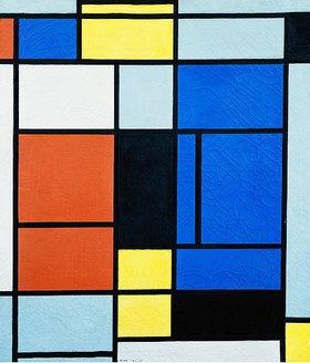 Piet Mondrian: Tableau No