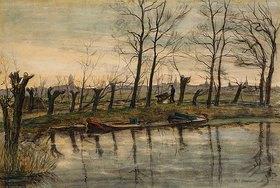 Piet Mondrian: Bauer auf der Rückkehr vom Feld