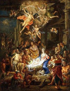 Franz Christoph Janneck: Geburt Christi