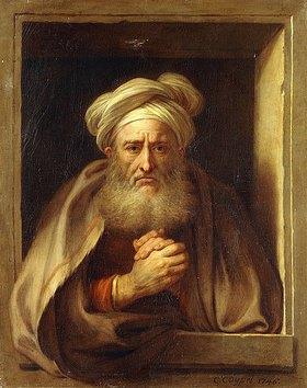 Charles Antoine Coypel: Der sorgenvolle Heraklit. ( (um 520- 475 v.Chr.)