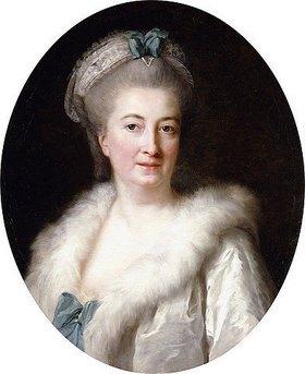 Elisabeth-Louise Vigée-Lebrun: Porträt der Mutter der Künstlerin, Madame Le Sèvre