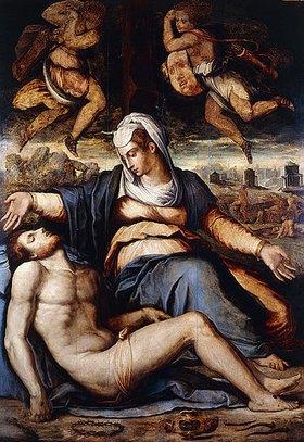 Giorgio Vasari: Pieta