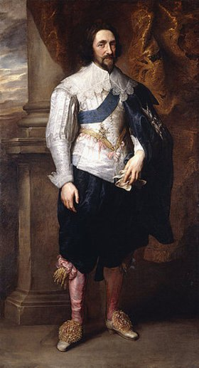 Anthonis van Dyck: Charles, Marquis de Vieuville