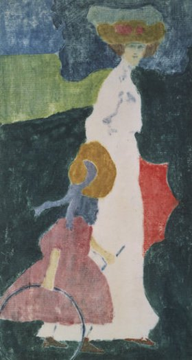 Wassily Kandinsky: Im Sommer
