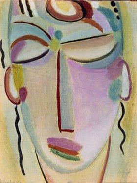 Alexej von Jawlensky: Meditation