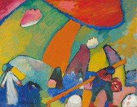 Wassily Kandinsky: Strandszene