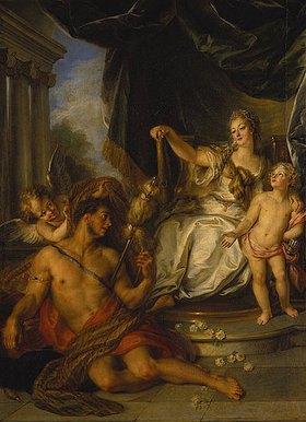Charles Antoine Coypel: Herkules und Omphale