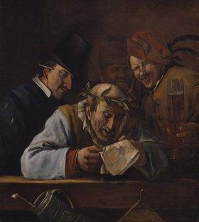 Jan Steen: Der preisgekrönte Rederijker